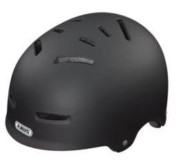 ABUS Fahrradhelm Scraper, velvet black, 54-58 cm, 48755-2 -