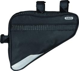 ABUS Fahrradtasche ST 2250, Black, 23.5 x 19.5 x 5 cm, 8469 -