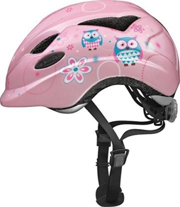ABUS Kinder Fahrradhelm Anuky, 08163 -