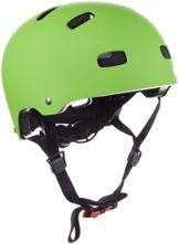 Abus Kinder Fahrradhelm Scraper Kid. V. 2, green, 48-55 cm, 37280-3 -