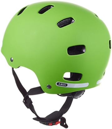 abus kinder fahrradhelm scraper kid v 2 green 48 55. Black Bedroom Furniture Sets. Home Design Ideas