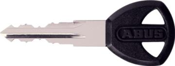 ABUS Panzerkabelschloss Ivera Steel-O-Flex 7200/85, Black, 85 cm, 55137 -