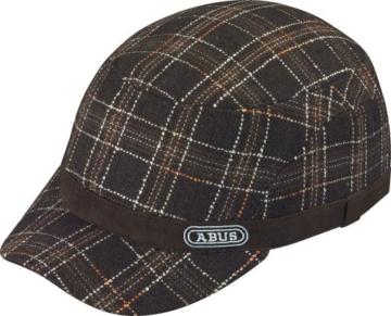 ABUS Uni Fahrradhelm Metronaut, tweed brown, 53-59 cm, 52550-6 -