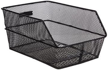 Basil Fahrradkorb Cento S, Black, 32 x 22 x 17 cm, 11177 -