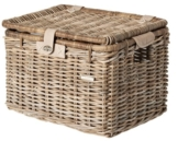 Basil Transportkorb Denton L, Nature Grey, 45 x 32 x 32 cm, 13047 -
