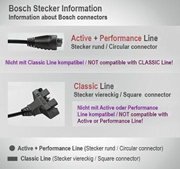 Bosch Akku E-Bike 36V 11Ah 400Wh Ersatzakku für Gepäckträger-Akku schwarz -