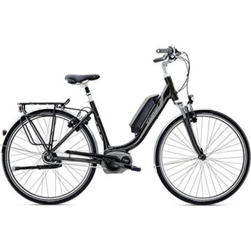 Diamant Achat Deluxe+ DT 14Ah BOSCH E-Bike Elektrofahrrad Graphit Metallic 2016 45 -