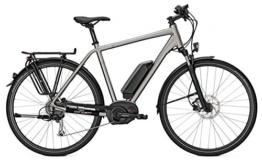 E-Bike Bosch Kalkhoff PRO CONNECT B9 28' 9G 11AH/36V/250W Herren in silber matt, Rahmenhöhen:50;Farben:silverm -