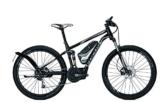 E-Bike Focus Thron Speed Limited 9G E-Mountainbike 17Ah 27,5' Herren schnelles Ebike bis 45 km/h, Rahmenhöhen:44, Farben:black 36v/17ah -