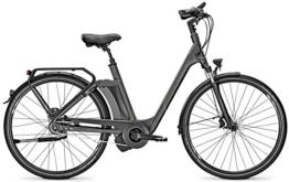 E-Bike Kalkhoff Evo INCLUDE 8 Wave 8-Gang Freilauf 17AH 36V 28' div. Rh und Farben, Rahmenhöhen:60;Farben:greym -