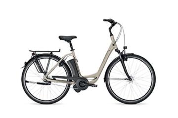 E-Bike Kalkhoff Impulse 2 AGATTU IMPULSE 7R HS 14,5AH 28' Wave Rücktritt, Rahmenhöhen:50;Farben:beige -