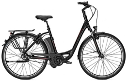 E-Bike Kalkhoff Impulse 2 AGATTU PREMIUM IMPULSE 8R 8-Gang 17Ah/250W/36V 28' Wave div. Rh, Rahmenhöhen:46;Farben:black -