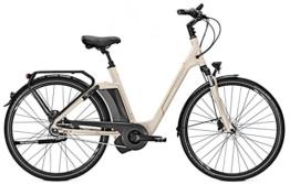 E-Bike Kalkhoff Impulse Evo INCLUDE 8R 17AH/36V Wave in div. Farben, Rahmenhöhen:45;Farben:beige -