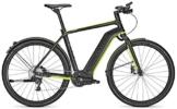 E-Bike Kalkhoff Impulse Evo INTEGRALE LIMITED BLACK 11G 14AH 36V 28 Zoll Herren, Rahmenhöhen:50;Farben:black/greenm -