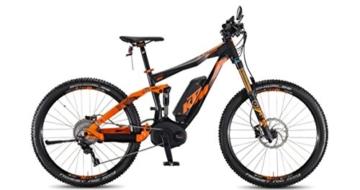 "E-Bike KTM MACINA EGNITION 11 P5+45 11S DEORE XT - Schalthebel Shimano XT M8000 Shadow Plus 11-42 - Display-Nyon von Bosch - Motor Bosch Performance Line - Akku 500W 36V-13,6Ah - Räder 27,5"" Durchmesser -"