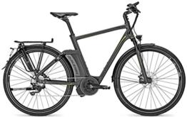 E-Bike Raleigh Ashford S10 Herren 10-G-XT 17 Ah Impulse Evo-Motor bis 45 km/h, Rahmenhöhen:55;Farben:Nimbusgrey matt -