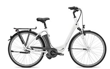 E-Bike Raleigh DOVER IMPULSE 7R 28' 7G 11Ah/36V/250W Wave weiss Rücktritt, Rahmenhöhen:46 cm -