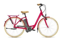 E-Bike Raleigh DOVER IMPULSE 7R HS 7G 26' 11Ah 36V red / black - Rücktritt, Farben:rot -