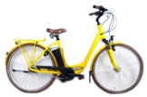 E-Bike Raleigh DOVER IMPULSE 7R HS Wave 11 Ah in yellow, Rahmenhöhe:50 -