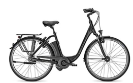 E-Bike Raleigh DOVER IMPULSE 8 HS 8G 26' RH 45 cm 14,5AH/36V Tiefeinsteiger in black matt -