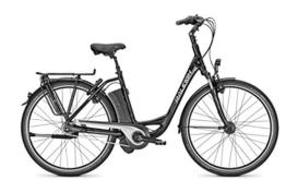 E-Bike Raleigh DOVER IMPULSE 8R HS Wave 14,5AH in black, Rahmenhöhe:46 -