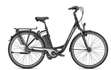 E-Bike Raleigh DOVER IMPULSE 8R HS Wave 17AH in black, Rahmenhöhe:46 -