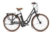E-Bike Raleigh DOVER IMPULSE R CLASSIC CLUB 28' 8G 11Ah/36V/250W Tourensport in black, Rahmenhöhen:46;Farben:Magicblack -