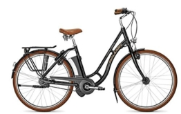 E-Bike Raleigh DOVER IMPULSE R CLASSIC CLUB 28' 8G 11Ah/36V/250W Tourensport in black, Rahmenhöhen:46;Farben:Magicblack -