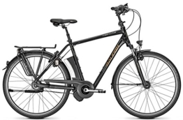E-Bike Raleigh DOVER IMPULSE R CLUB 28' 8G 17Ah/36V/250W Herren in black, Rahmenhöhen:55;Farben:Magicblack matt -