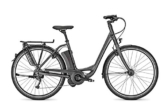 E-Bike Raleigh LEEDS IMPULSE 9 HS Wave 11,6AH in black matt, Rahmenhöhe:50 -