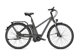 E-Bike Raleigh NEWGATE PREMIUM 8G 28' 17AH/36V Trapez in grey matt, Rahmenhöhen:45;Farben:Carbonitegrey matt -