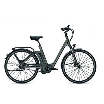 E-Bike Raleigh NEWGATE PREMIUM 8G 28' 17AH/36V/250W in grau matt Modell 2016, Rahmenhöhen:50 cm -