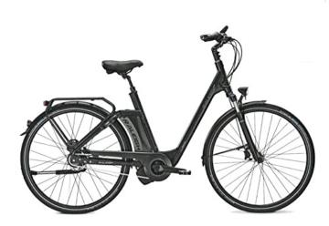 E-Bike Raleigh NEWGATE R 8G 28' 14,5AH/36V/250W Modell 2016, Rahmenhöhen:45 cm;Farben:Black matt -