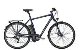 E-Bike Raleigh Stoker Impulse 10 Herren 28' 10-G hydr. Scheibenbremsen 17 ah, Rahmenhöhen:55;Farben:Royalblue matt -