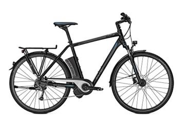 E-Bike Raleigh Stoker Impulse 9 Herren 28' 9-Gang Magicblack matt, Rahmenhöhen:50;Farben:Magicblack matt -