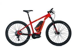 Ebike Focus ATB Jarifa Fat Pro PLUS SRAM X1 11G 17AH 36V 27,5 Zoll , Rahmenhöhen:46;Farben:redm 36v/17ah -