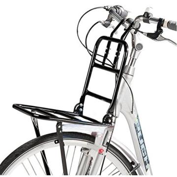 fahrrad front gep cktr ger anbau tr ger 15 kg vorne. Black Bedroom Furniture Sets. Home Design Ideas