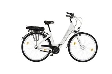 Fischer Damen E-Bike City 7-Gang Ecoline ECU 1601, 28 Zoll, 19103 -