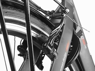 Fischer Damen E-Bike City 7-Gang Proline ECU 1604, 28 Zoll, 19163 -