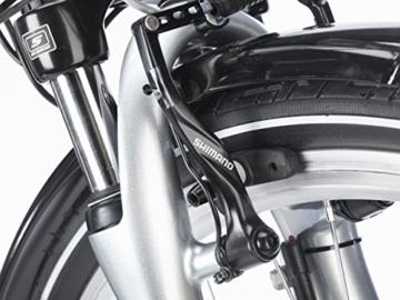 Fischer E-Bike City 7-Gang Ecoline ECU 1603, 28 Zoll, 19123 -