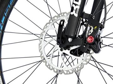 Fischer E-Bike MTB 9-Gang Proline EVO EM 1609, 27.5 Zoll, 19233 -
