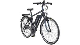 FISCHER FAHRRAEDER E-Bike Trekking Herren ETH1616, 28 Zoll, 24 Gang, Heckmotor, 418 Wh 71,12 cm (28 Zoll) -