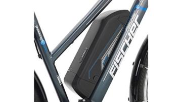 FISCHER FAHRRAEDER Sparset: 2 Trekking-E-Bikes im Doppelpack (1 x Herren, 1 x Damen, 28 Zoll) 71,12 cm (28 Zoll) -