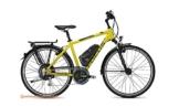 """FOCUS Aventura X24 E-Bike E Bike Pedelec Elektrofahrrad 28"""" Wave Herren 50cm Neongelb 11 Ah 396 Wh Akku -"""