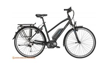 """HERCULES Roberta 8 Alivio E Bike E-Bike Pedelec Elektrofahrrad 28"""" Damen 56 cm Rahmen 400Wh Akku Modell 2016 -"""