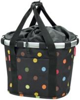 KLICKfix Unisex Fahrradtasche, schwarz, 15 liter, 0303DO -