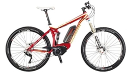 Kreidler Las Vegas 2.0 Performance 27.5R Mountain eBike 2015 (Rot/Weiss, 53cm) -