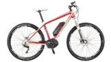 Kreidler Vitality Dice 29ER 2.0 Performance Mountain eBike 2015 (Rot/Weiss, 52cm) -