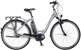 "Kreidler Vitality Eco 1 7-G Nexus FL HS11 City eBike 2016 (Anthrazit, 28"" Wave 55cm) -"
