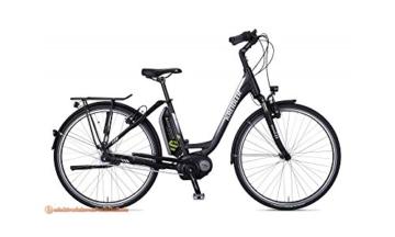 "KREIDLER Vitality Eco 3R E Bike E-Bike Pedelec Elektrofahrrad Wave 28"" 46cm 400 Wh Akku Modell 2017 -"